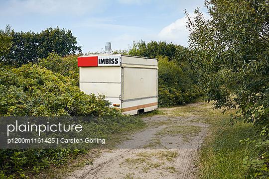 Imbissbude  - p1200m1161425 von Carsten Görling