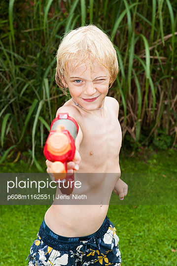 Kindheit - p608m1162551 von Jens Nieth