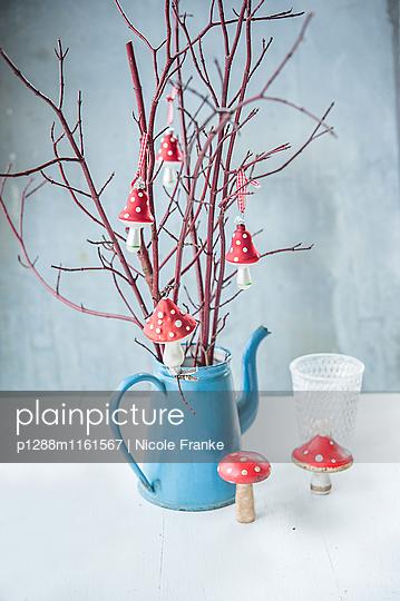 Weihnachtsdekoration - p1288m1161567 von Nicole Franke
