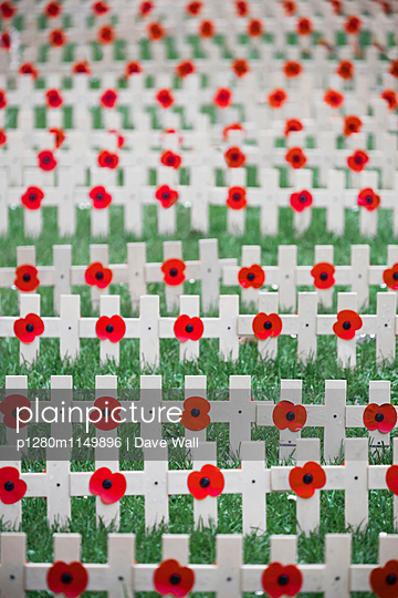 Friedhof - p1280m1149896 von Dave Wall