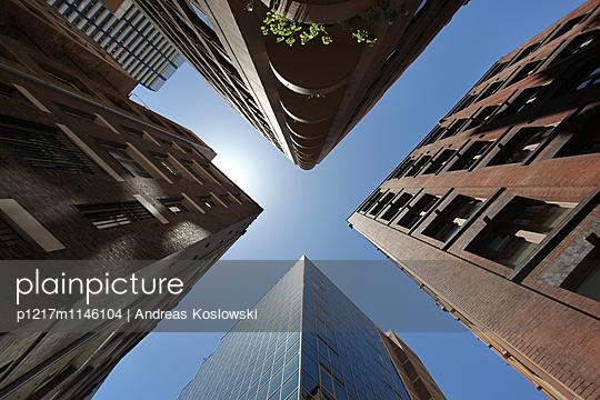 Fassade 2 - p1217m1146104 von Andreas Koslowski