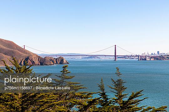 San Francisco - p756m1158697 von Bénédicte Lassalle
