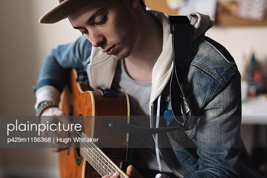 p429m1156368 von Hugh Whitaker