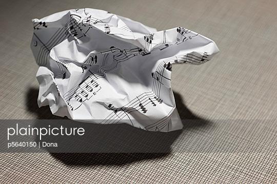 Crumples sheet