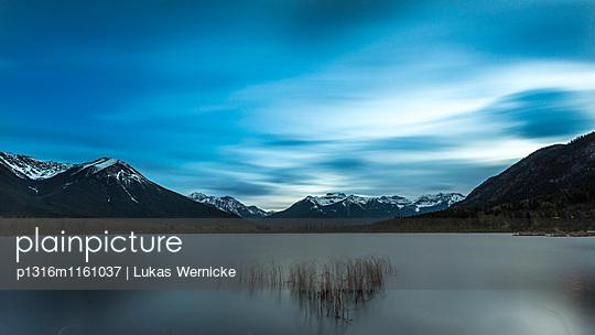 Banff Nationalpark, Alberta, Rocky Mountains, Kanada - p1316m1161037 von Lukas Wernicke