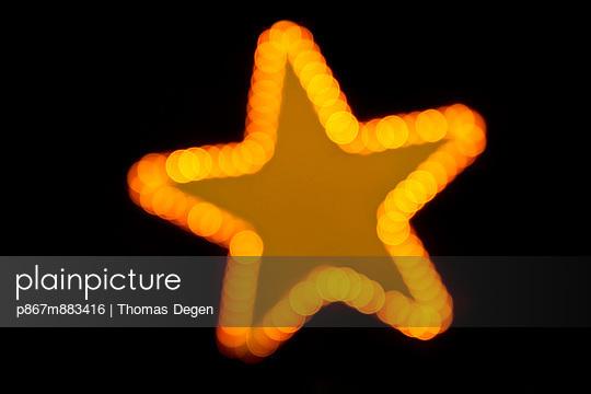 Christmas star II