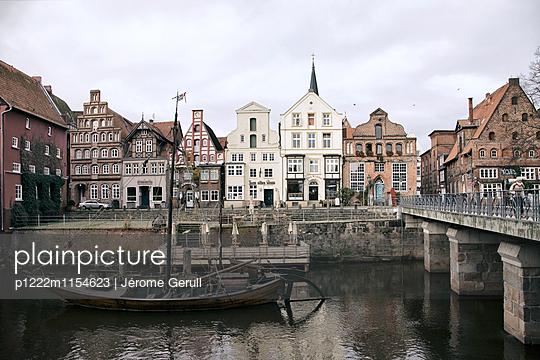Altstadt Lüneburg - p1222m1154623 von Jérome Gerull