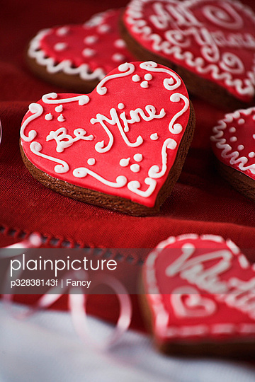 Valentine\'s Day Cookies