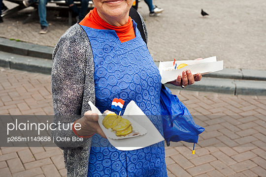 Fast Food - p265m1149658 von Oote Boe