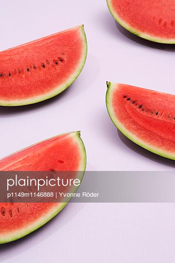 Wassermelone - p1149m1146888 von Yvonne Röder