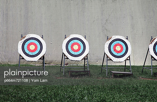 Archery time with Targets