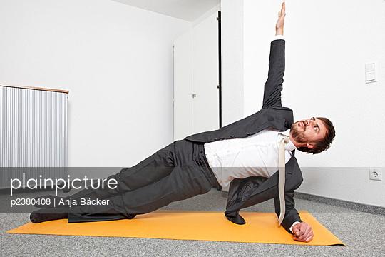 Yoga in bureau