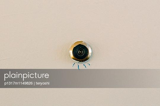 Spion  - p1317m1149826 von teryoshi