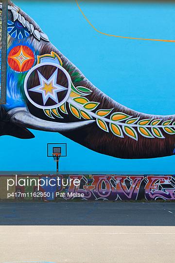 Basketball - p417m1162950 von Pat Meise