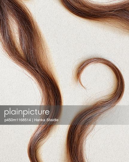 Haarsträhnen    - p450m1168514 von Hanka Steidle