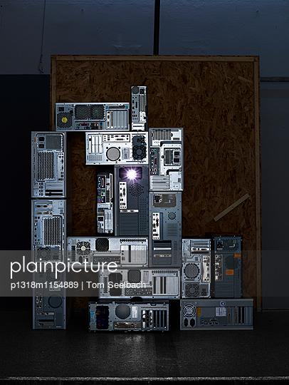 Computer - p1318m1154889 von Tom Seelbach