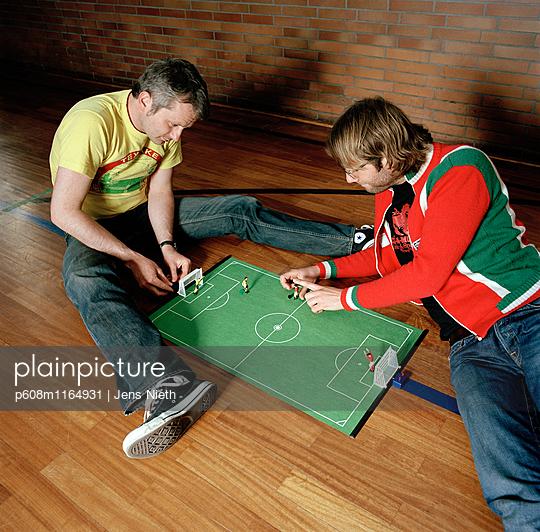 Tipp Kick - p608m1164931 von Jens Nieth