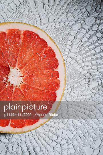Grapefruit - p1149m1147202 von Yvonne Röder