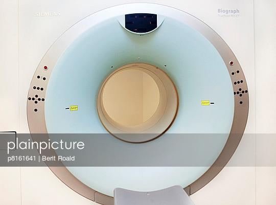 Computer tomography scanner (CT) / PET-scanner