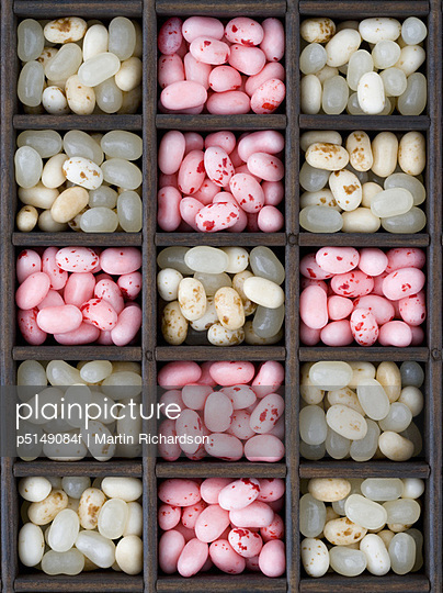 Box Full of Sweets