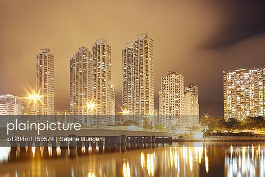Hongkong - p1294m1159574 von Sabine Bungert