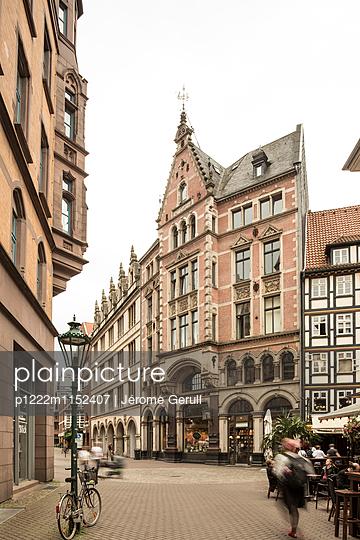 Altstadt Hannover - p1222m1152407 von Jérome Gerull