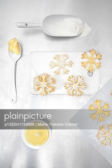 Zitronenbutterplätzchen - p1322m1154896 von Marie-Therese Cramer