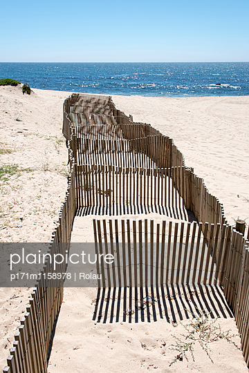 Atlantkstrand in Portugal - p171m1158978 von Rolau