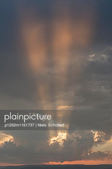 Sonnenuntergang - p1292m1161737 von Niels Schubert