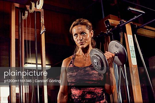 Bodybuilding - p1200m1161346 von Carsten Görling