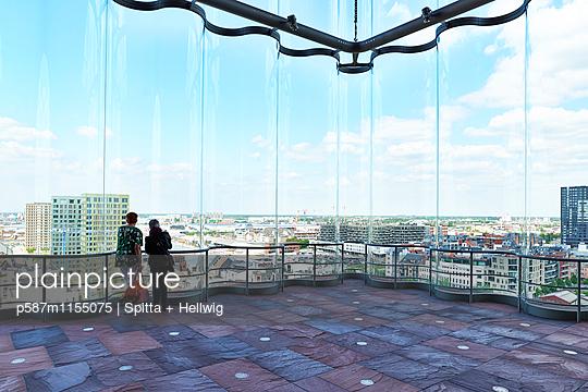 Museum aan de Strom Aussichtspunkt - p587m1155075 von Spitta + Hellwig