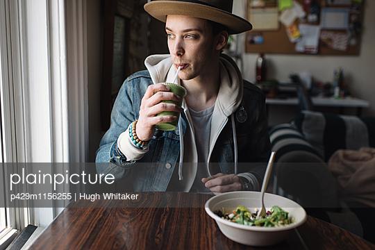 p429m1156255 von Hugh Whitaker