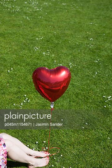 Auf die große Liebe warten - p045m1154671 von Jasmin Sander