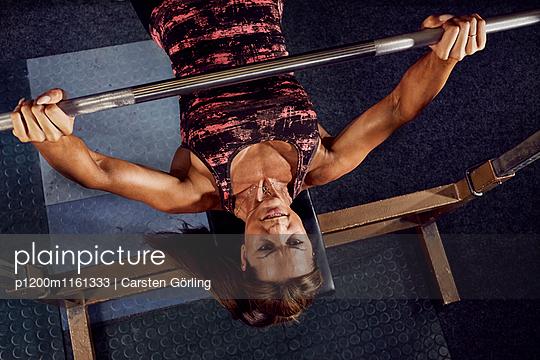 Bodybuilding - p1200m1161333 von Carsten Görling