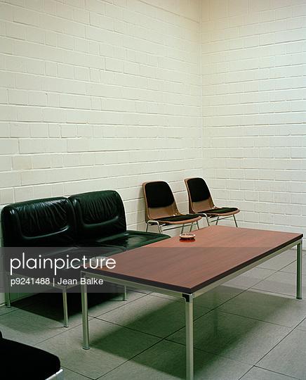 Empty break room