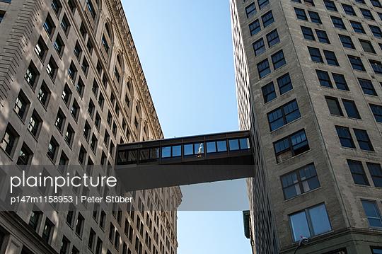 Hochhäuser in New York - p147m1158953 von Peter Stüber