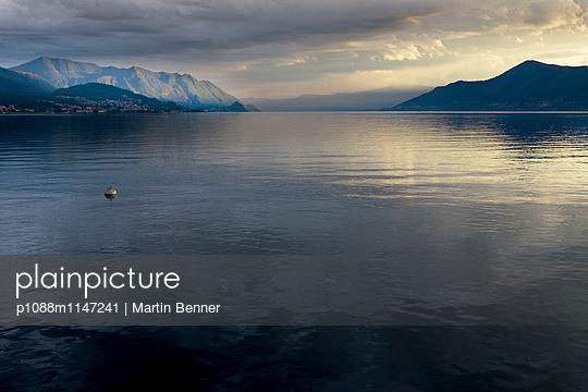Sonnenuntergang - p1088m1147241 von Martin Benner