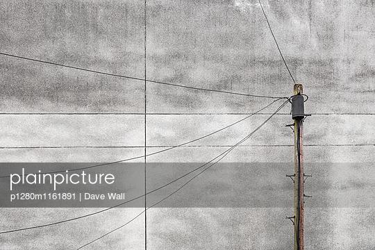 Kabel - p1280m1161891 von Dave Wall