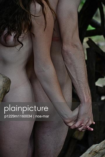 Adam und Eva - p1229m1160034 von noa-mar