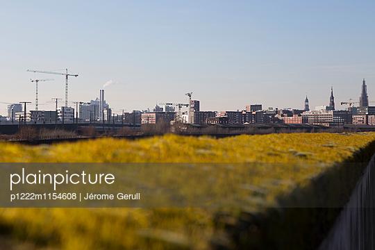 Hamburger Skyline - p1222m1154608 von Jérome Gerull