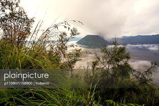 Der Semeru Vulkan auf Java - p1108m1158900 von trubavin