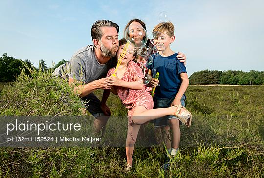 Happy Family - p1132m1152824 von Mischa Keijser