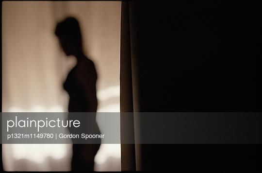 Silhouette - p1321m1149780 von Gordon Spooner