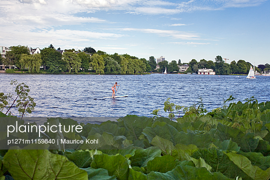 Freizeit - p1271m1159840 von Maurice Kohl