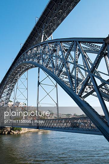 Brücke über den Douro - p171m1158995 von Rolau