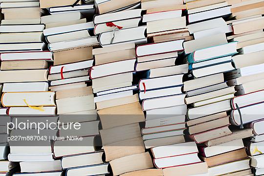 Heap of books I