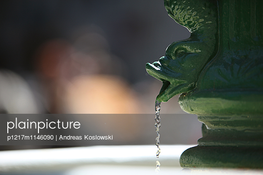 Brunnen - p1217m1146090 von Andreas Koslowski