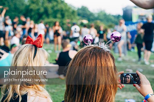 Selfie - p1317m1149844 von teryoshi