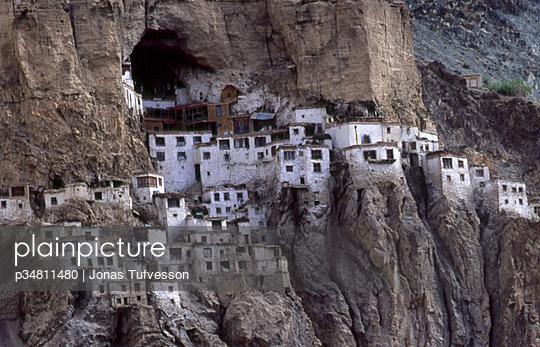 Pugtal monastery Zanskar Ladakh India