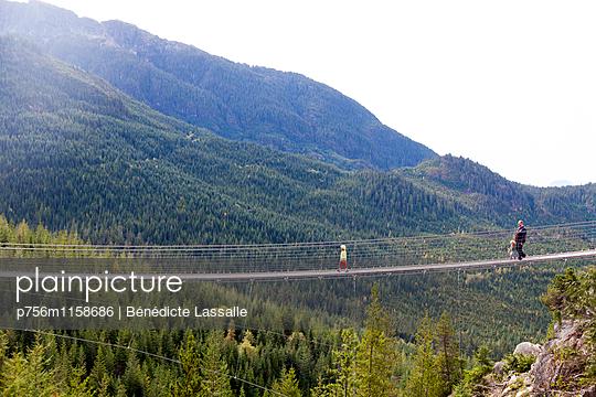 Kanada - p756m1158686 von Bénédicte Lassalle